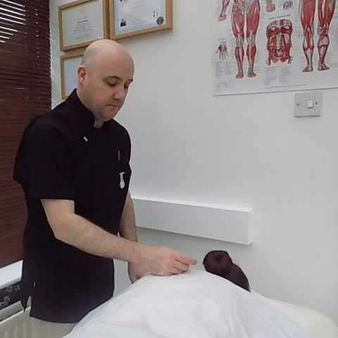 Tuina Chinese Massage wellness at work