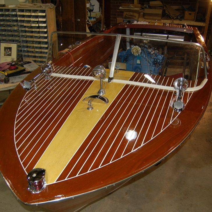 For Sale! Fully Restored Chris Craft Sportsman at Bergersen Boat Co.