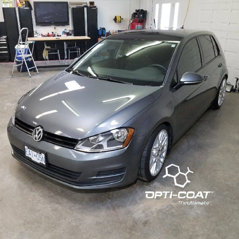opti-coat, ceramic coating kelowna