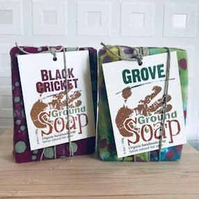 Ground Soap, locally made soap, exhalo barrhaven