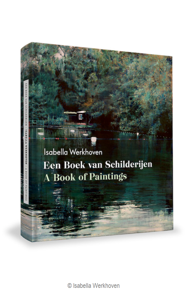 Cover of Werkhoven paintings book, translated by Anne Oosthuizen