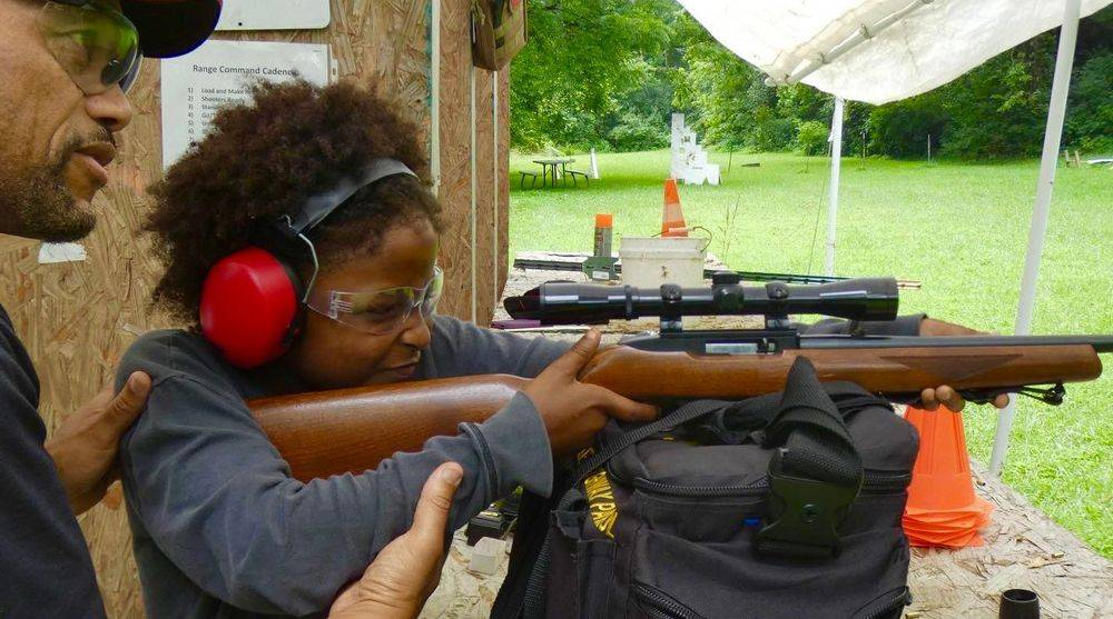 Youth Firearms Safety Course located in Cincinnati, Ohio