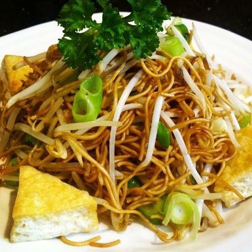 Vegetarian noodles