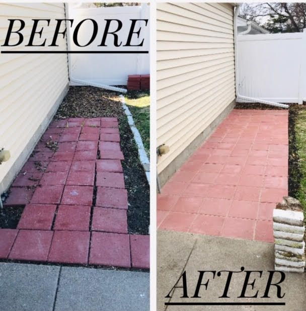 patio maintenance