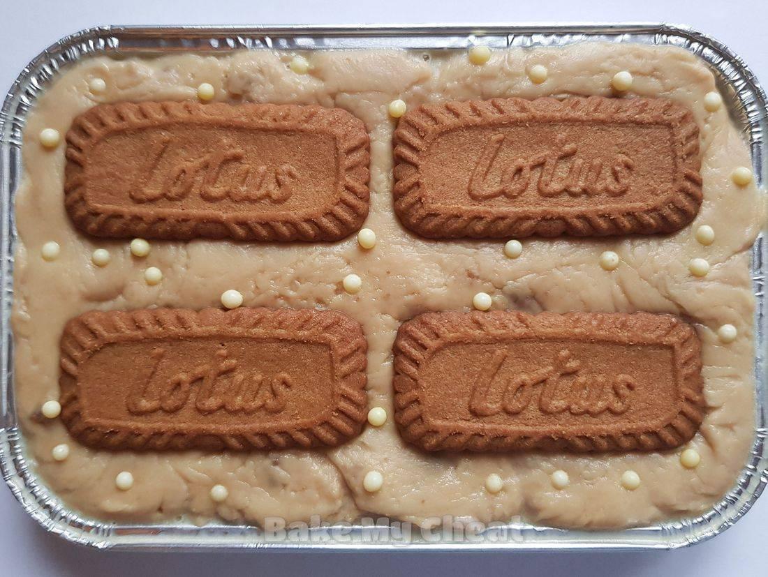 biscoff fudge, lotus biscoff gifts, novelty bakery, wedding planner