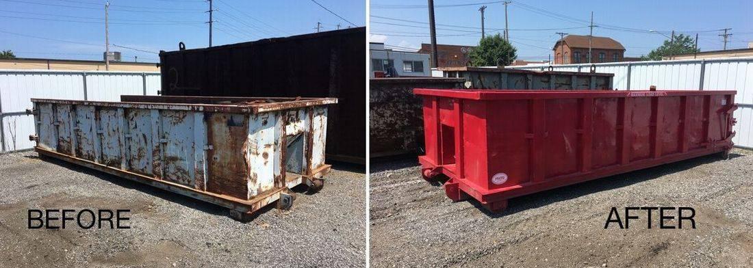 Dumpster Repair Service