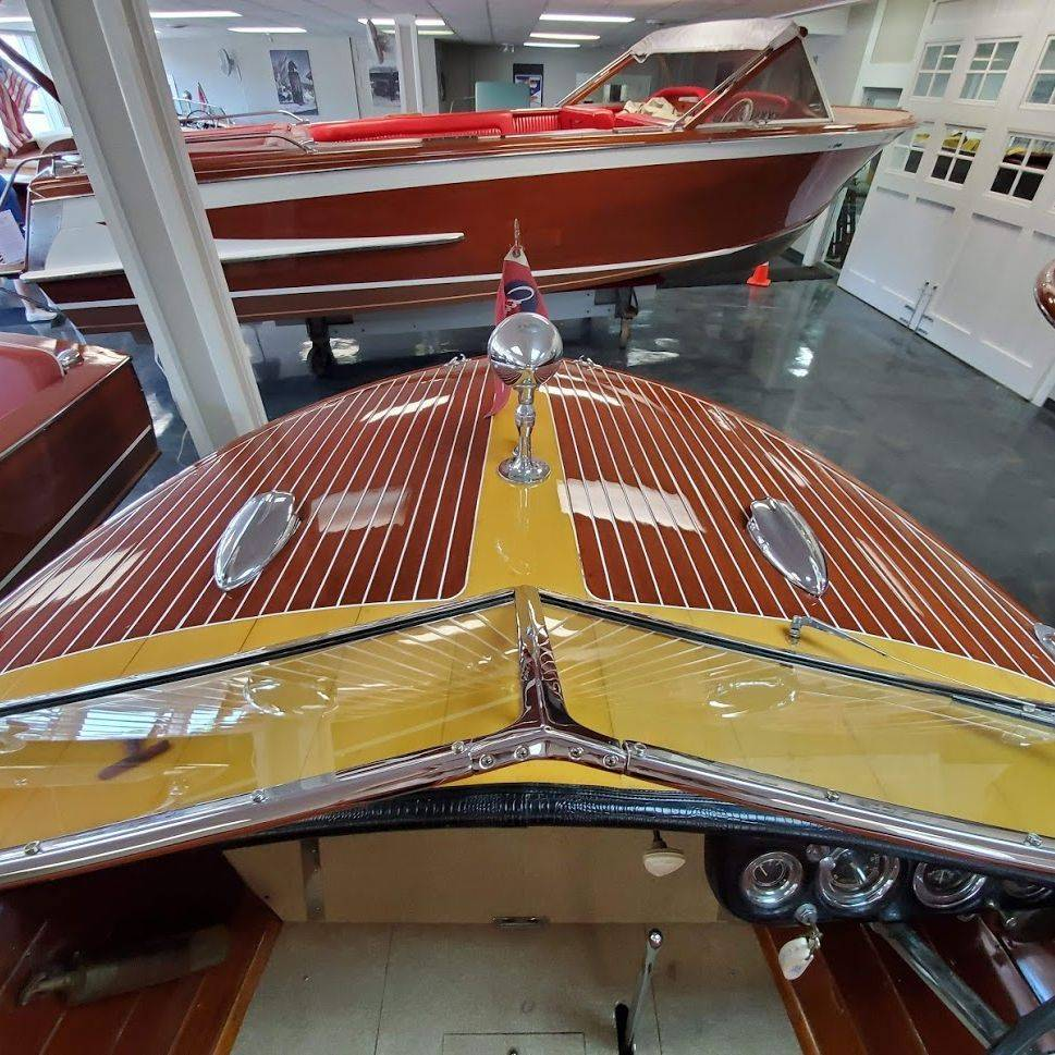 1956 20' Chris Craft Continental for Sale