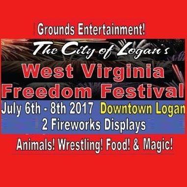 City of Logan's WV Freedom Festival 2017