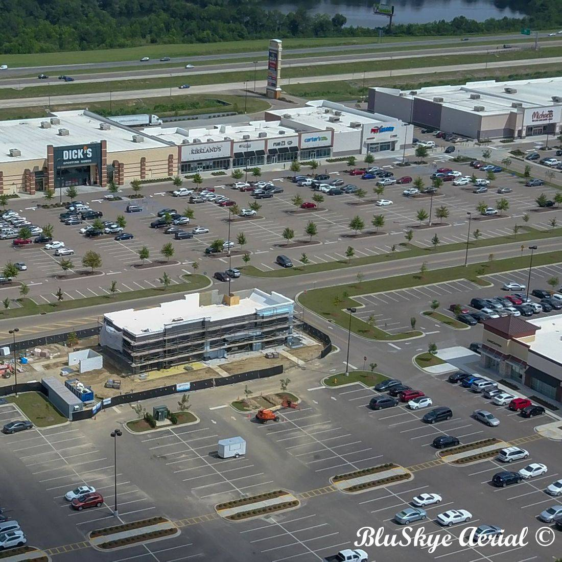 Fremaux Town Center Commercial Real Estate Development