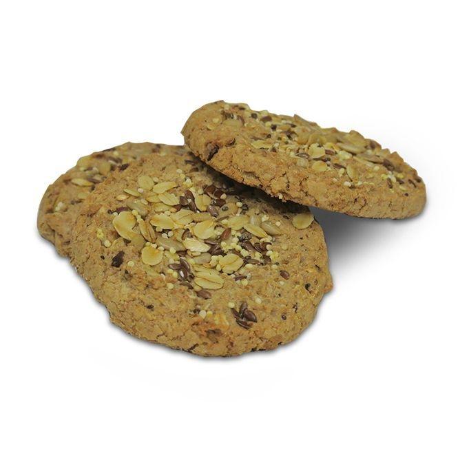 Biscotto Multicereale e Semi  Samen & Mehrkornkeks * ohne Palmöl