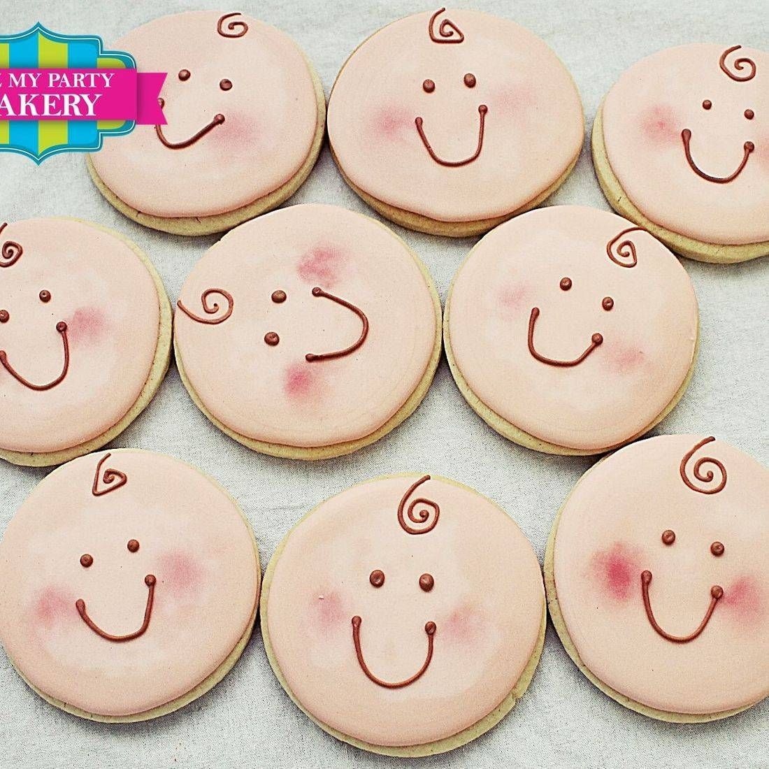Baby Faces  Cookies Milwaukee