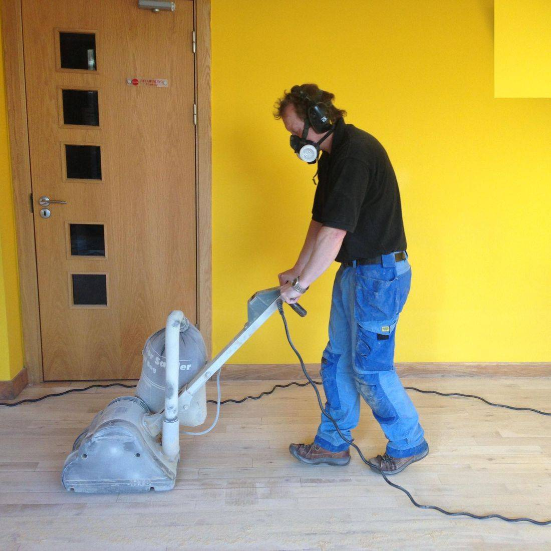 Wooden Floor Sanding in  Leicester