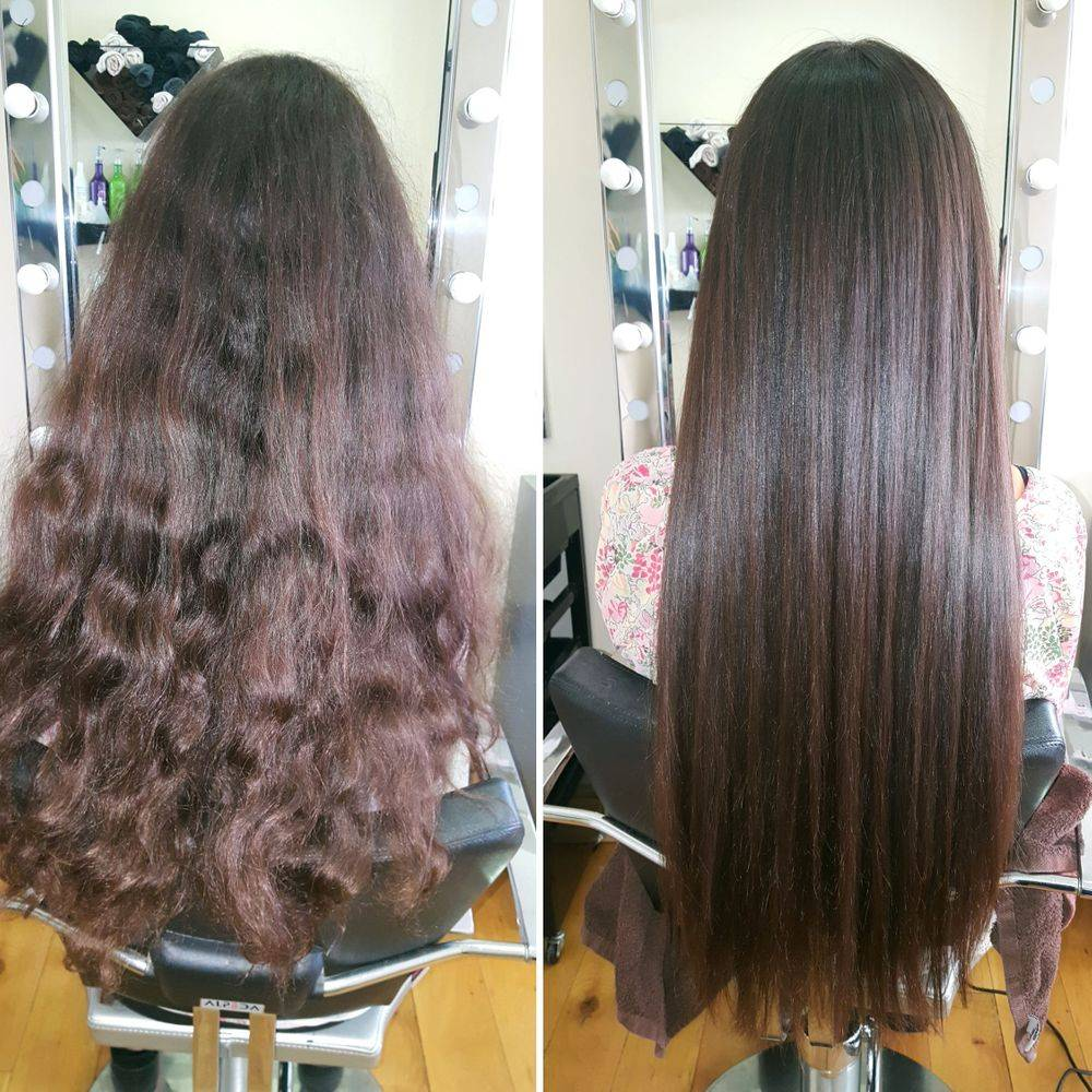 Temple Holborn Strand London Hairdressers hair salon Blow dry Keratin treatment