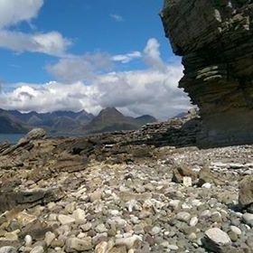 Elgol beach Isle of Skye holiday accommodation