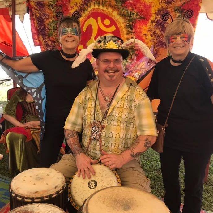 Fairy Drum Circle