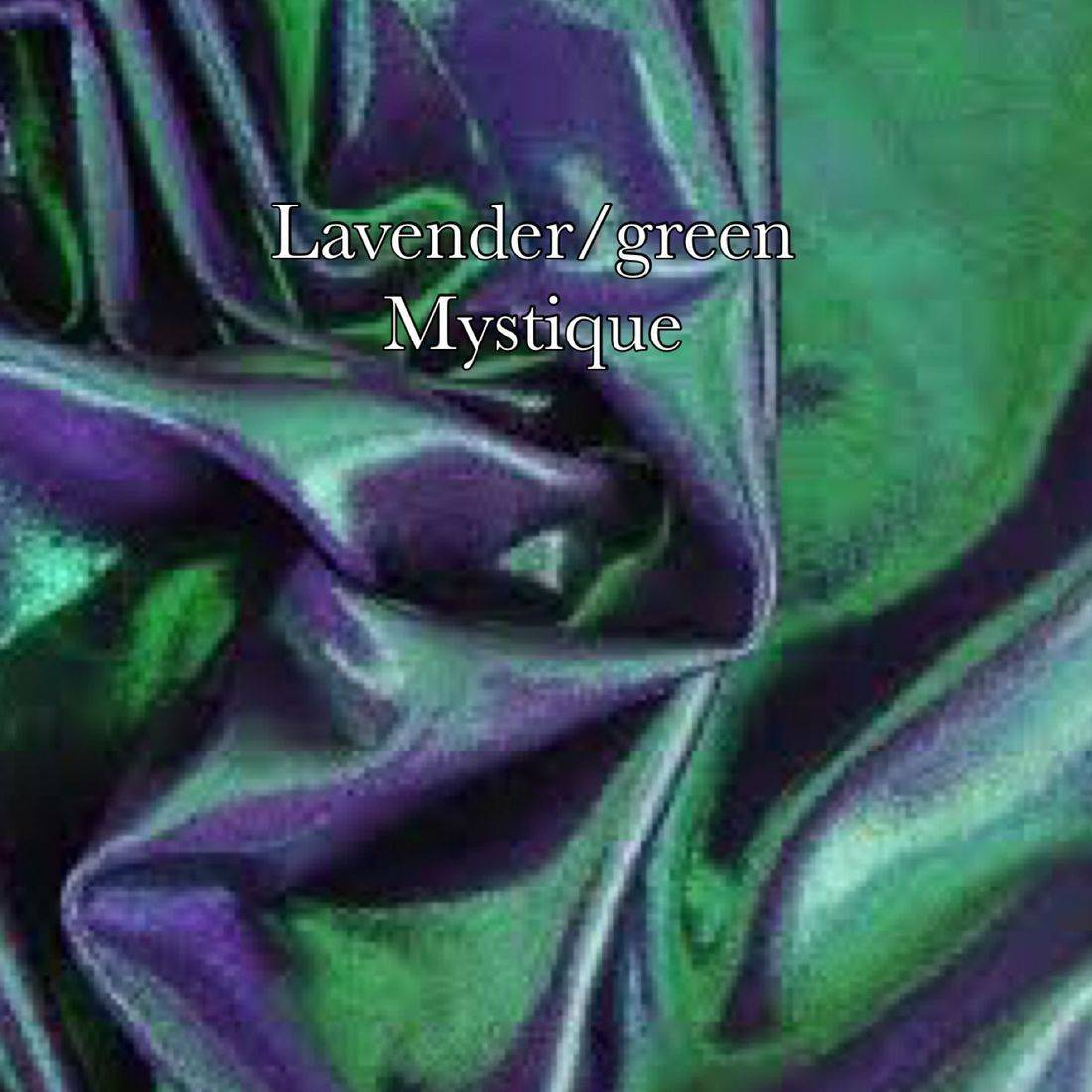 Lavender green mist