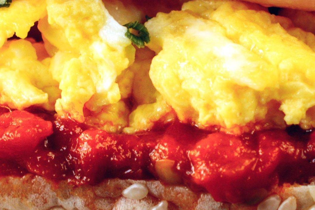 MOTHER KNOWS BEST - OMELETTE