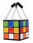 Rubik cube purse