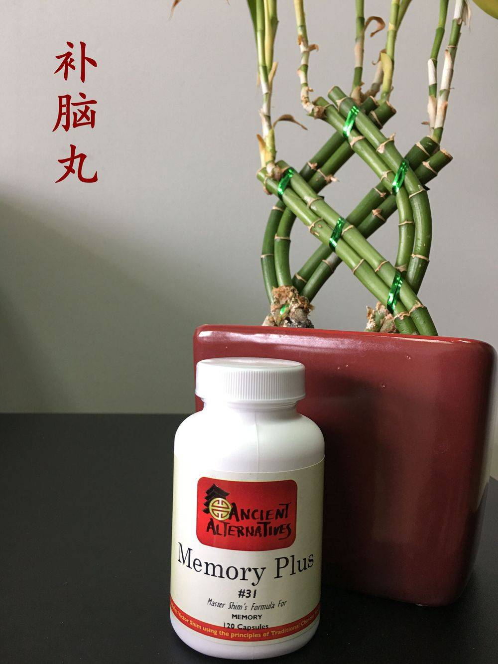 Improve memory, relieve mind fog and reduce hair loss. (120 capsules)