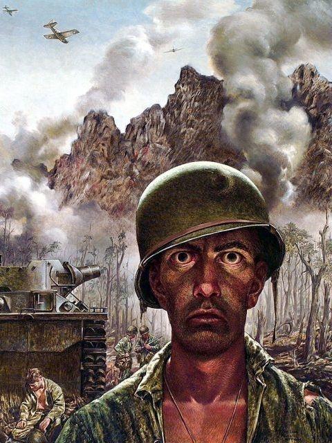 PTSD, Battle Fatigue, Shell Shock, War Is My Business, Grossman