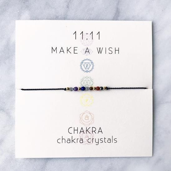 Eleven Love Wish Bracelet, Locally made in Ottawa, exhalo Barrhaven