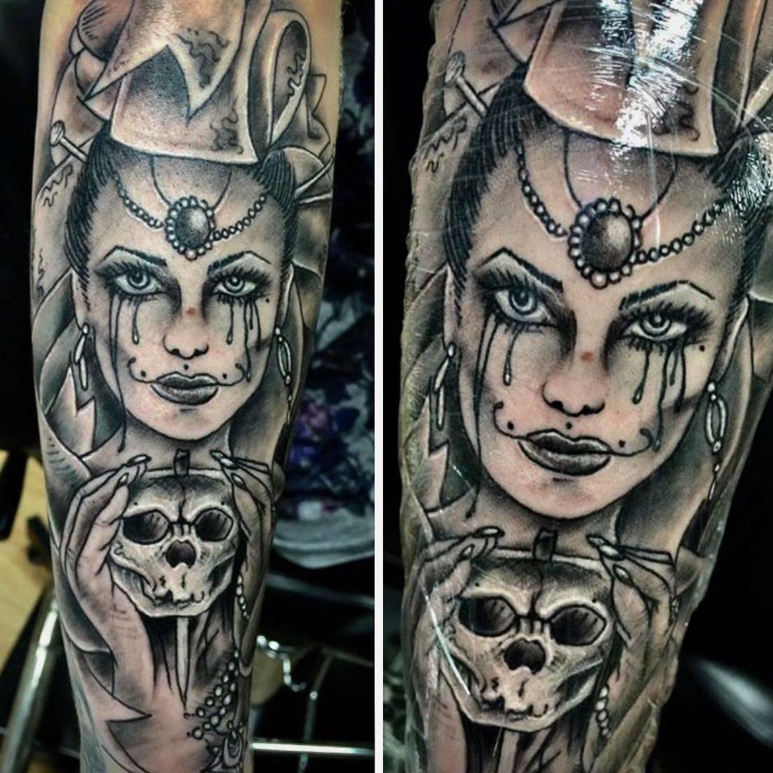 mcgoldtooth Tattoos Kazbah Leicester