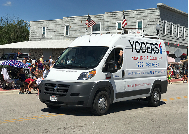 HVAC dousman heating yoders heating and cooling