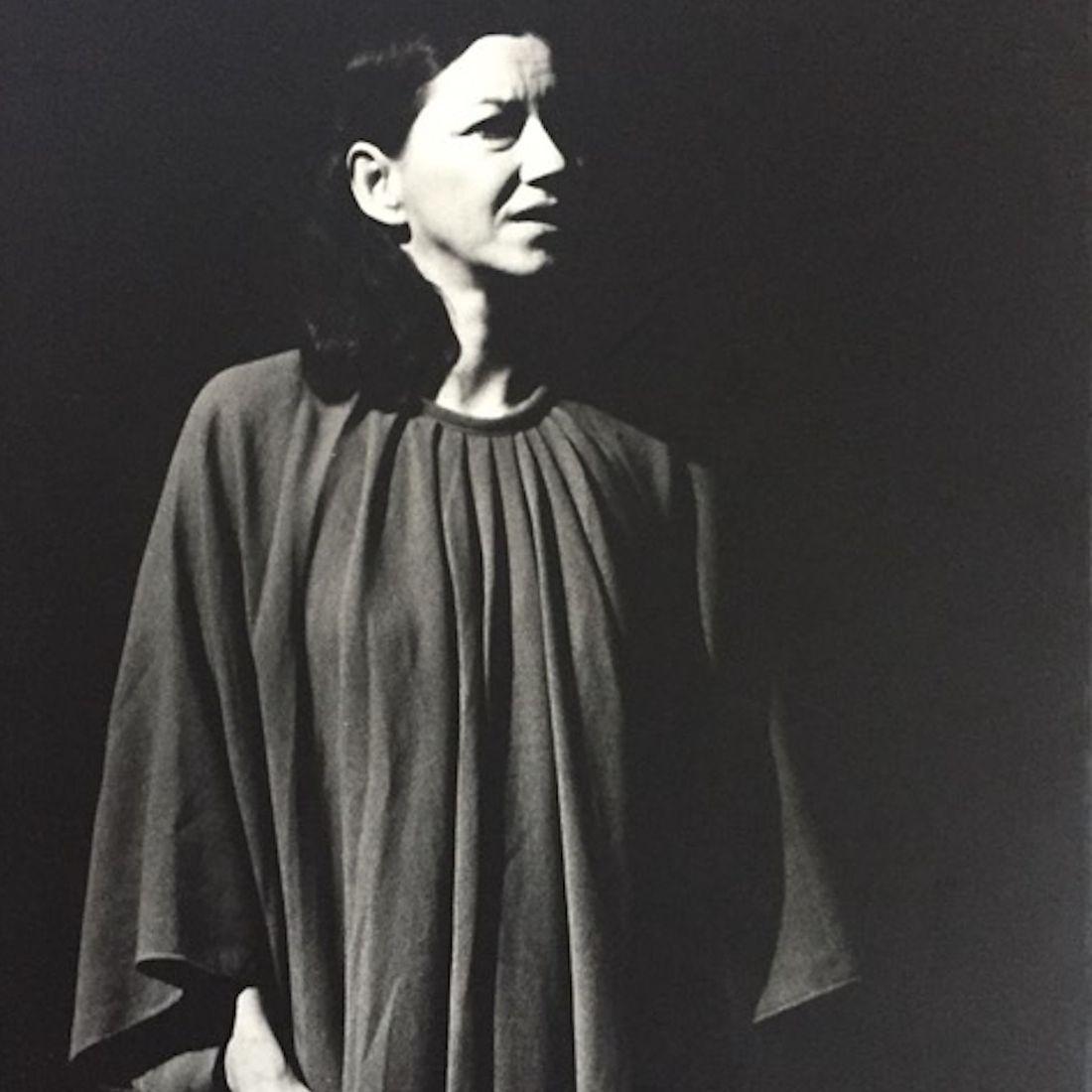 La maestra de escuela  by Enrique Buenaventura, directed by Gustavo Gac-Artigas, actress: Perla Valencia