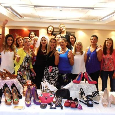 customise shoes and bags shoe party decorating workshop hen do birthday