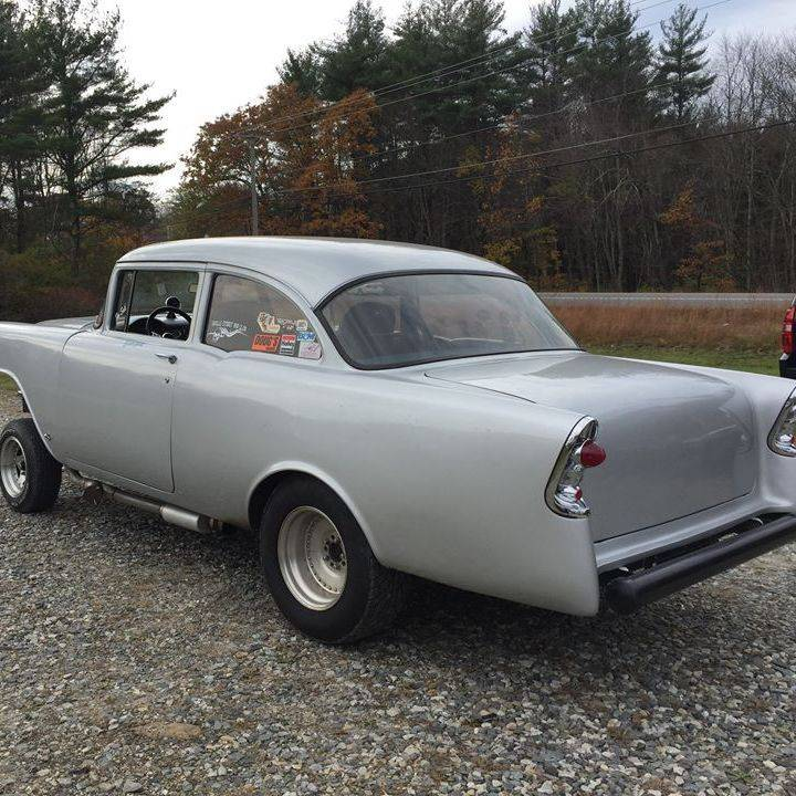 1956 Chevy Bel Air Gasser