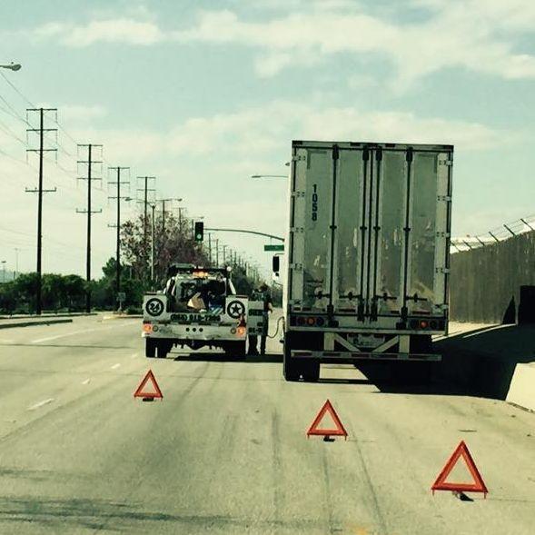 Mobile Truck Repair Long Beach Port