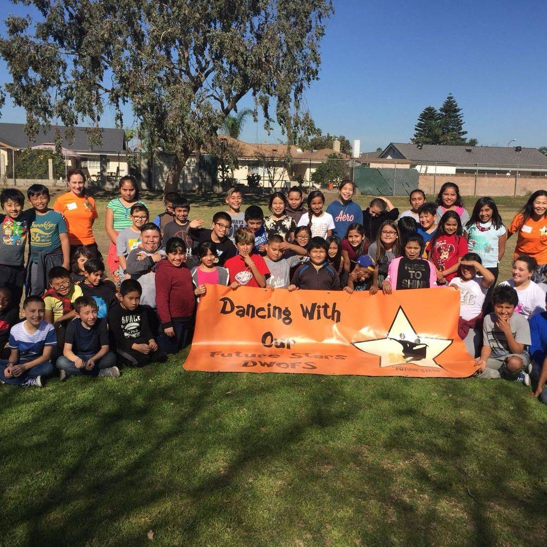 Tierra Vista 4th graders