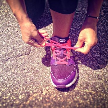 Sneakers, fitness for beginners, fitness tips, workouts