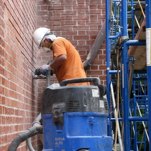 Office Floor Installation Arcedo Construction