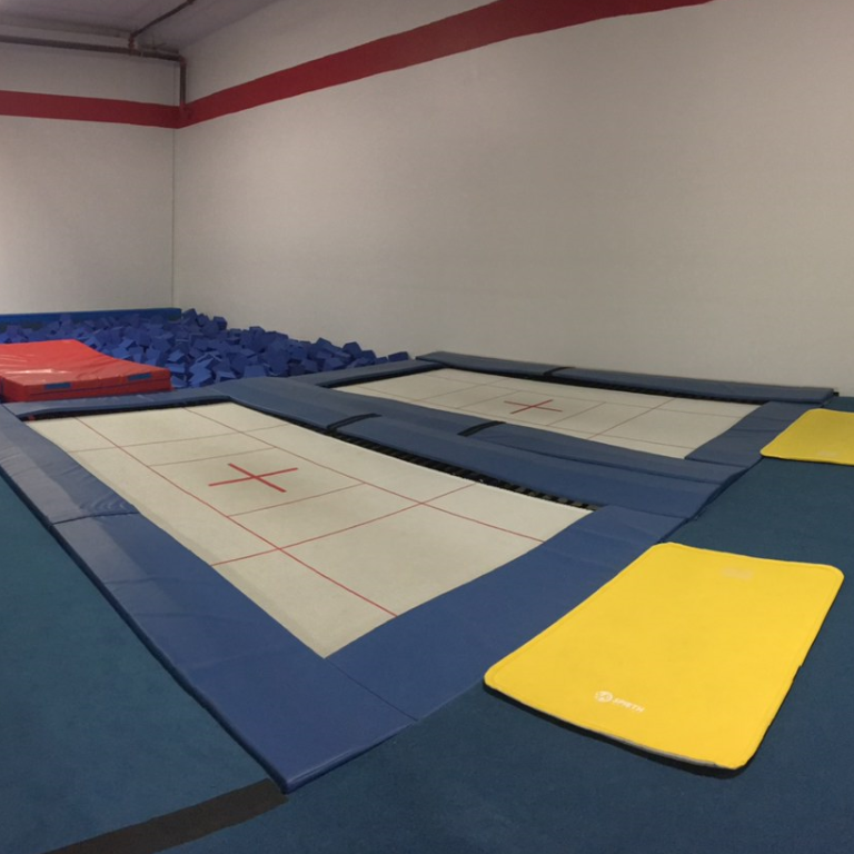 Trampolines for Gymnastics in Victoria and Saanich, kids, recreational, competitive