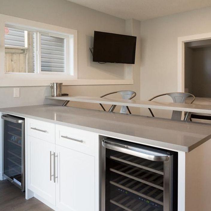 basement development kitchen bathroom renovations asbestos escavation