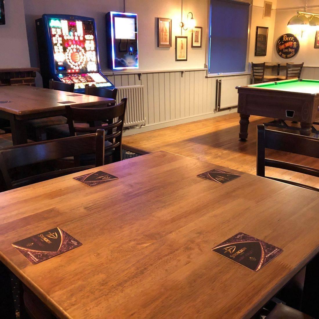 The Cricketers Pub Badshot Lea