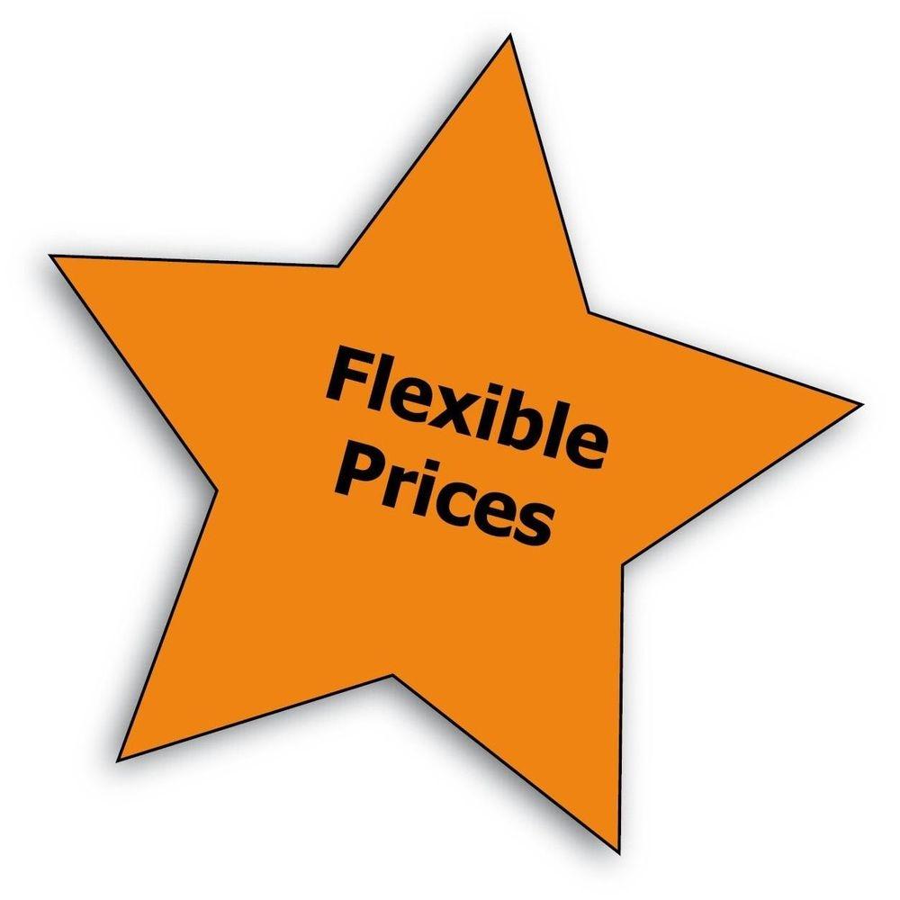 Flexible prices
