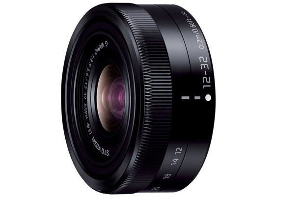 Panasonic H-FS12032 Lens