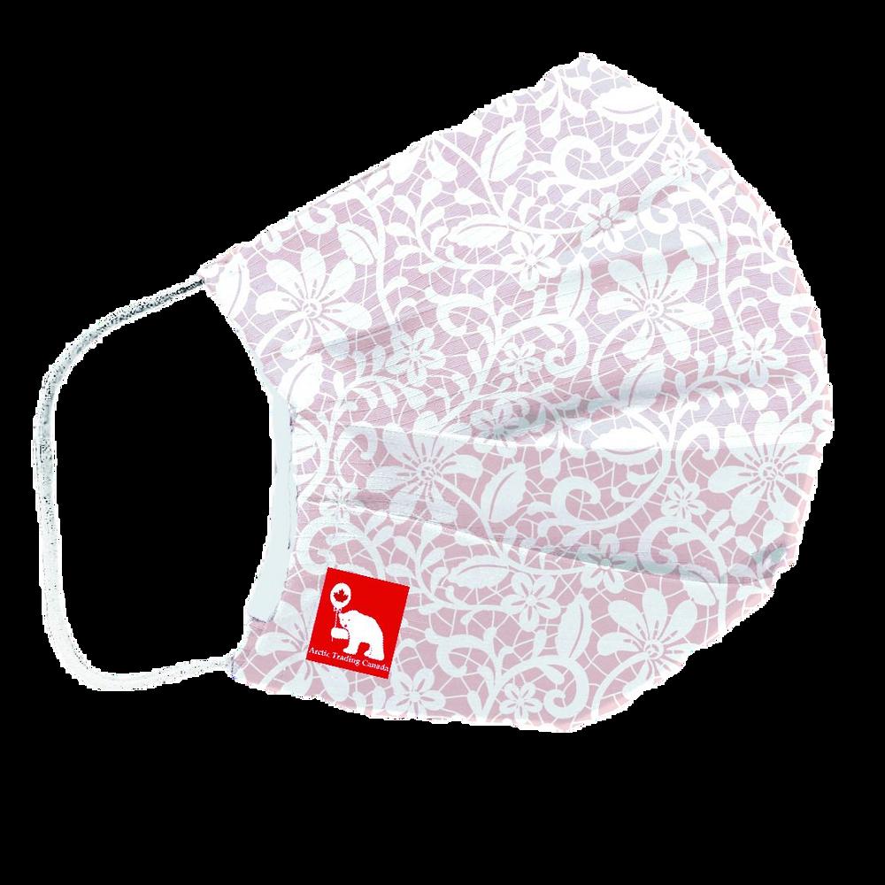 Reusable antibacterial face mask