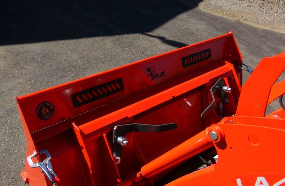 Kubota Bucket. Specialty Repairs Custom Mods