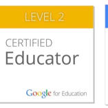Google Educator Certified