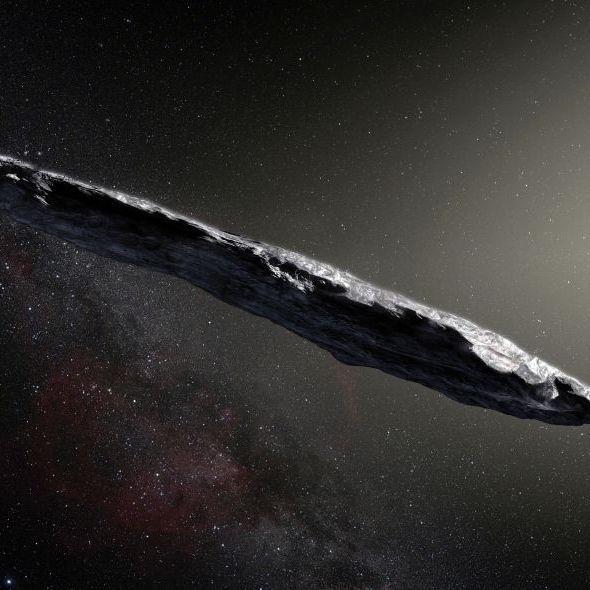 Un astéroïde «d'un autre monde» observé dans notre système solaire
