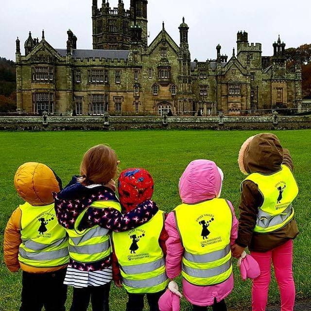 Swiss Valley Childminding Llanelli- A day out at Margam Park