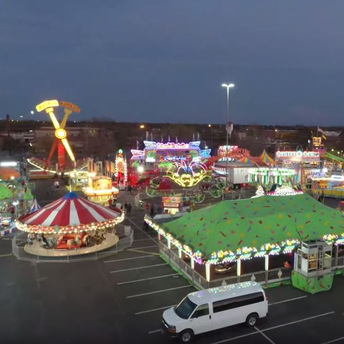 Wichita Falls Fair at Sikes Mall
