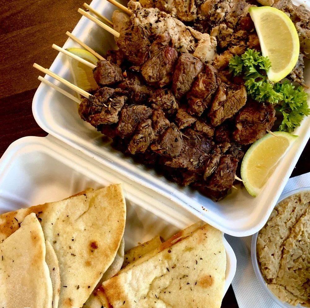 Greek Group street food Best Perth original kebabs
