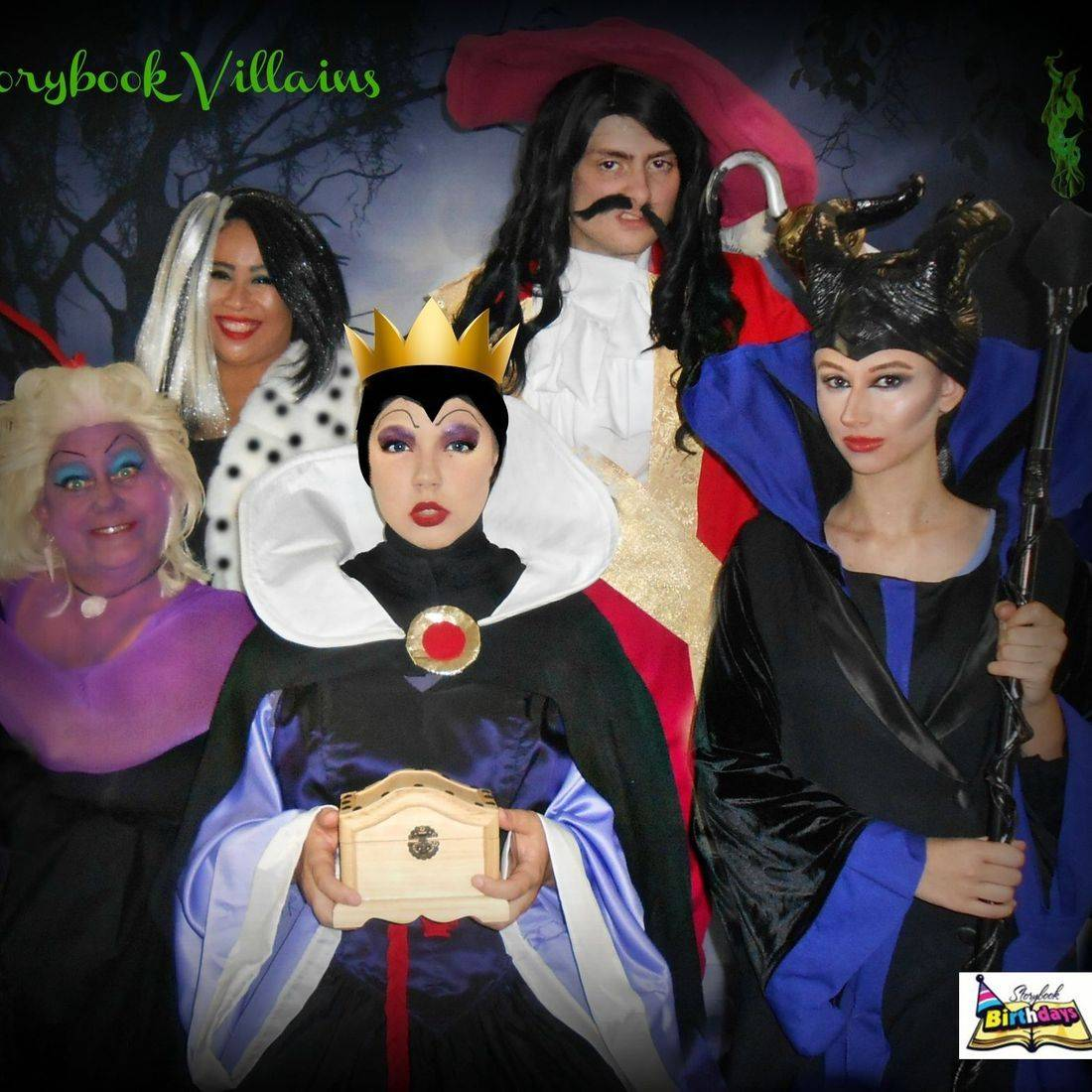 Captain Hook Neverland Birthday Party Biloxi