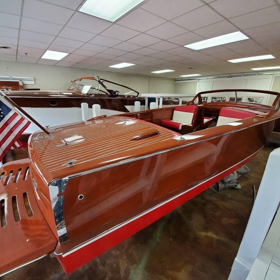 Lake Geneva Wood Boats for Sale