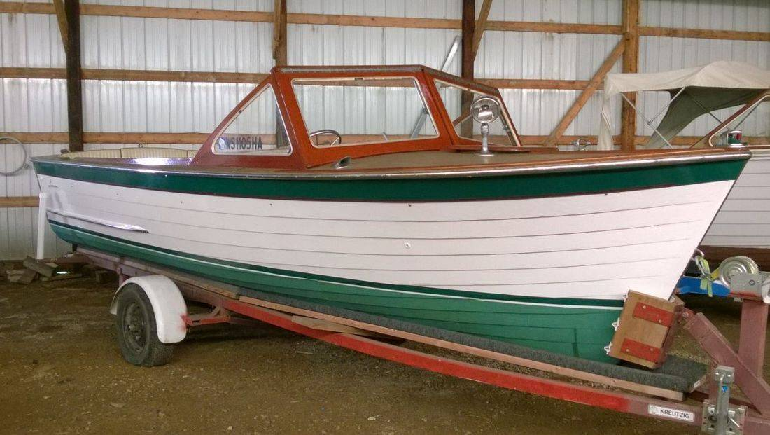 lyman wood boat for sale