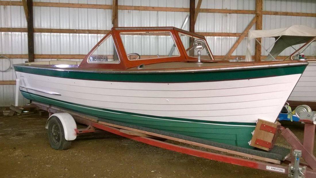 lyman wood boat for sale